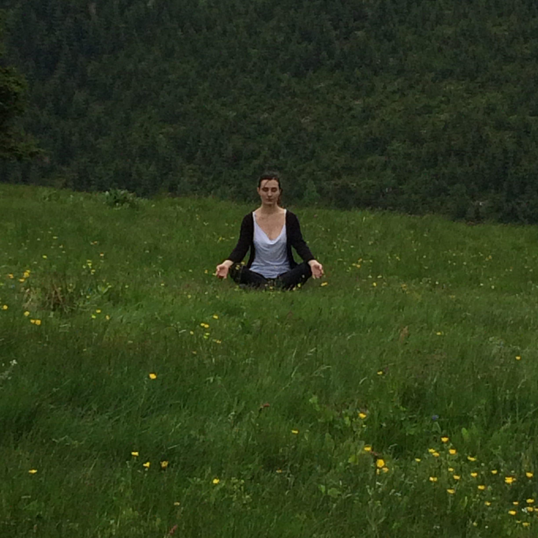 Meditace nás vnitřně připravuje na porod