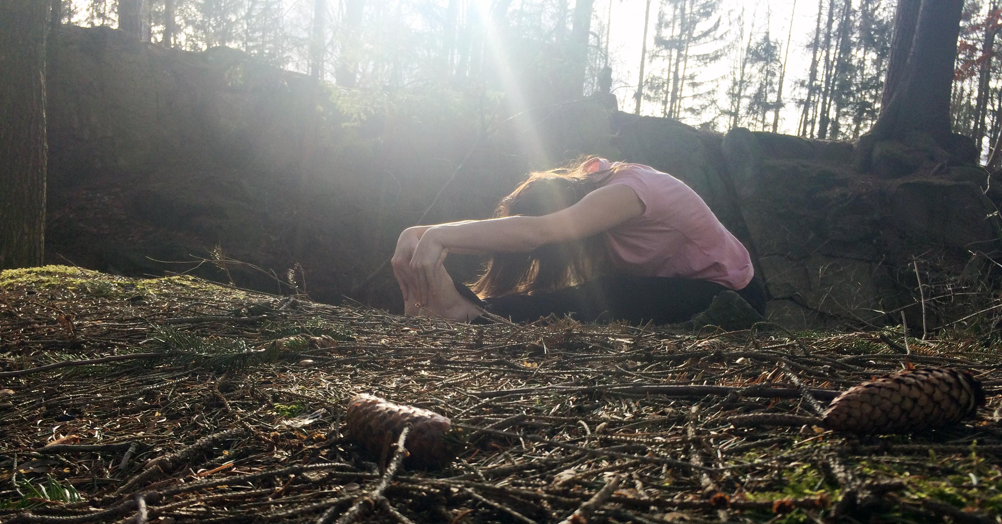 SKLONIT SE A CÍTIT: jóga pro matky